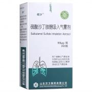 硫沙 硫酸沙丁胺醇吸入气雾剂 100μg*200揿