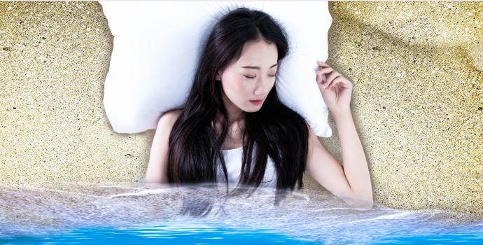 """失眠只能干闭着眼等睡?中医让你""""吃""""出好睡眠"""