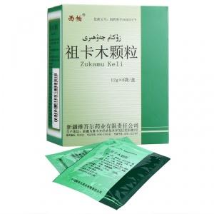 西帕 祖卡木颗粒 12g*6袋/盒