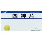 双鼎 四神片 0.3g*36片/盒